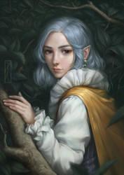 Elf by Kotikomori