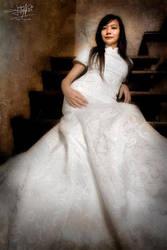 The Bride by adityapudjo
