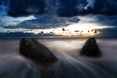Ghost Beach by adityapudjo