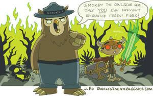 Give a hoot... by jasonhohoho