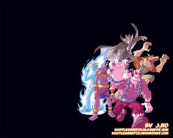 Monsters of Breakfast - BONUS by jasonhohoho