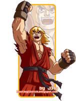 Think of him as 'Malibu Ryu' by jasonhohoho
