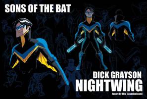 Sons of the Bat... Part 1 (of 5) by jasonhohoho