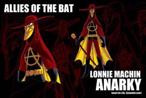 Allies of the Bat: Anarky by jasonhohoho