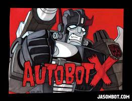 Frankenbot's Monsterbot by jasonhohoho
