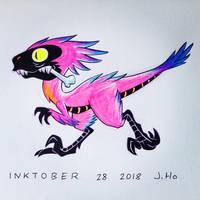 Inktober 28 2018 by jasonhohoho