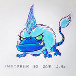 Inktober 30 2018 by jasonhohoho