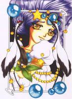 Tarot :: The Star by shiorimaster