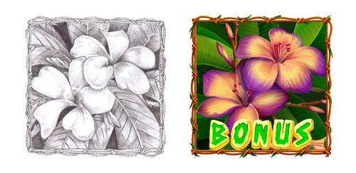 Bonus symbol by artforgame