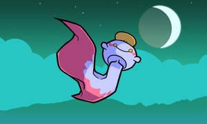 Chimecho: Midnight Windchime by ILKCMP