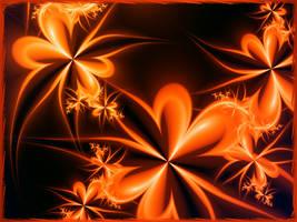 August flowers by Lirulin-yirth