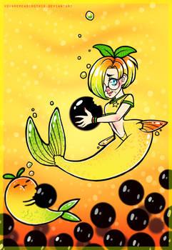 Mango-tan by YouAreReadingThis
