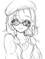 Glasses by Chocolate-Choux