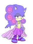 Sonic OC Hedgehog #9 - Mary Or Bloom! by sarahlouiseghost