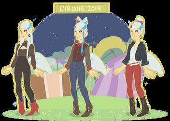 Cirque 19 by HikariAlien