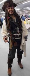 Captain Jack Sparrow by SkyeRID3R