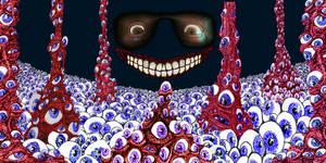 Weirdness WindowArt by JeremeyPrickles