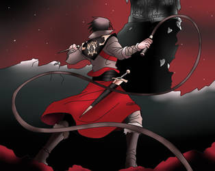 Castlevania III by Shadokarudo