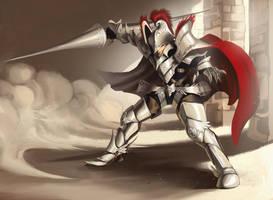 Fantasy Earth Zero Warrior by NightmareGK13