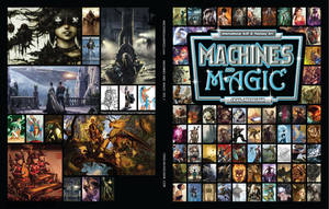 Machines and Magic Cover by NightmareGK13