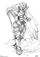 Arad sketch 18092011 by NightmareGK13