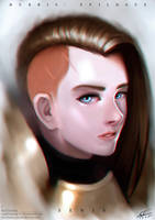Senis Portrait by NightmareGK13