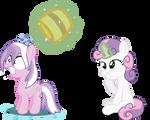 Ice Bucket Challenge: REVENGE!! by FloofPuppy