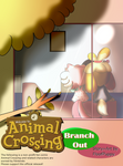 Animal Crossing: Branch Out -Title Cover- by FloofPuppy