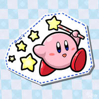 Kirby by Sirometa