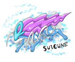 Suicune by Sirometa