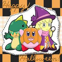 Happy Halloween :D by Sirometa