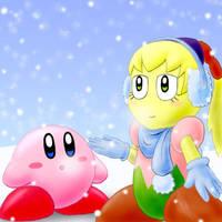 Snow by Sirometa