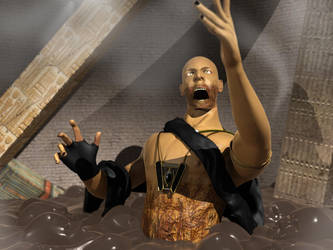 Imhotep - The Mummy Return by jinutan