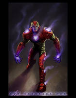 Ironman by ARTofANT