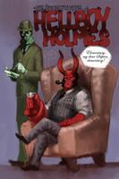 DOD 06: Hellboy Holmes by ARTofANT