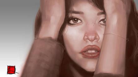 Diana Munoz by ARTofANT