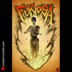 FURIOSA!!! by ARTofANT