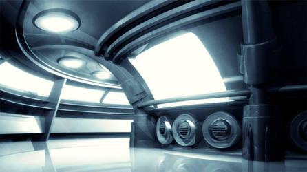 Corridor-Cool Version by ongchewpeng