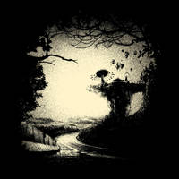 The Lost NeverLand - Monotone by ongchewpeng