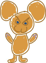 face mouse adobe ideas by Noble-Tempest