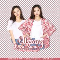 [PNG/Render Pack] Ulzzang Baek Sumin [1] by milkybaby10