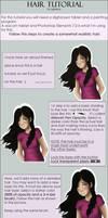 Hair Tutorial by lightskin
