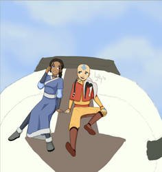 Any special girls Aang? by lightskin