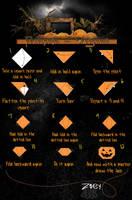 Pumpkin - Origami Tutorial by scrapsaurus