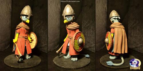 Griffon Warrior by Shuxer59