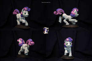 Sweetie bot for GalaCon auction by Shuxer59
