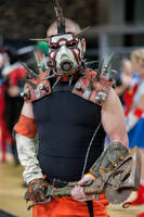 Borderlands 9 Toes Cosplay @ Wizard World Chicago by SKSProps