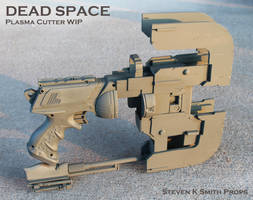 DEAD SPACE - Plasma Cutter WIP by SKSProps