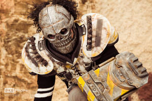 Turbo Kid Skeletron Cosplay - SKS Props by SKSProps