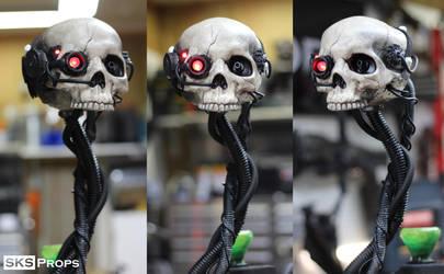 Warhammer 40K - Servo Skull SKS Props by SKSProps